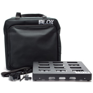 Stompblox modular pedalboard product image - full package