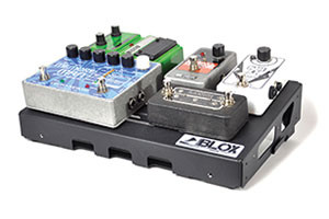 Single Stompblox with effects mounted