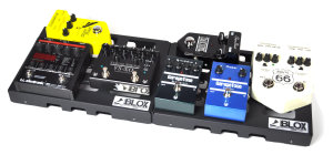 Stompblox modular pedalboard - pedal board for guitar and bass effect pedals